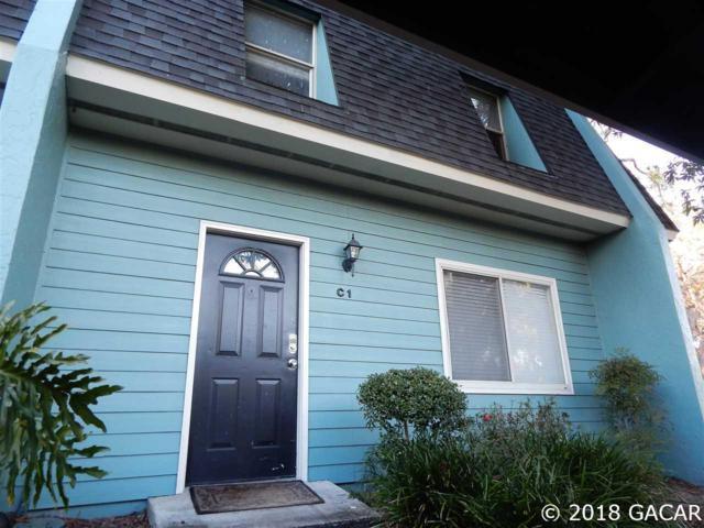 501 SW 75TH Street C-1, Gainesville, FL 32607 (MLS #411666) :: Pepine Realty