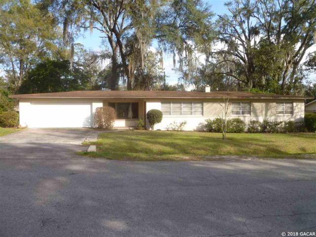 817 NW 37th Terrace, Gainesville, FL 32605 (MLS #411827) :: Thomas Group Realty