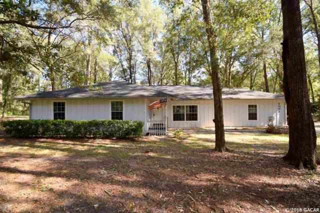 4001 SW 100 Way, Gainesville, FL 32607 (MLS #411924) :: Bosshardt Realty