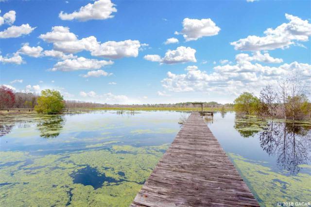 153 Wall Lake Trail, Melrose, FL 32666 (MLS #411944) :: Florida Homes Realty & Mortgage