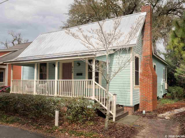 408 NW 4TH Avenue, Gainesville, FL 32601 (MLS #411947) :: Thomas Group Realty