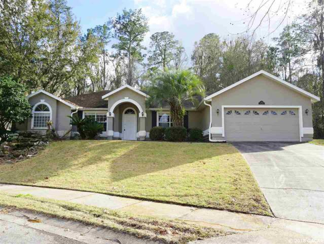 8819 NW 9th Place, Gainesville, FL 32606 (MLS #411949) :: Thomas Group Realty