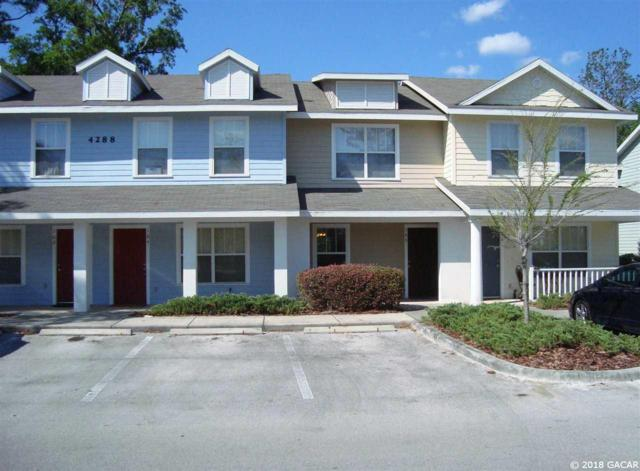4288 SW 22ND Lane #105, Gainesville, FL 32607 (MLS #412023) :: Thomas Group Realty
