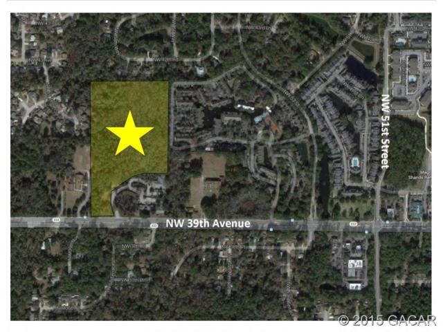 5880 NW 39th Avenue, Gainesville, FL 32606 (MLS #412076) :: Thomas Group Realty