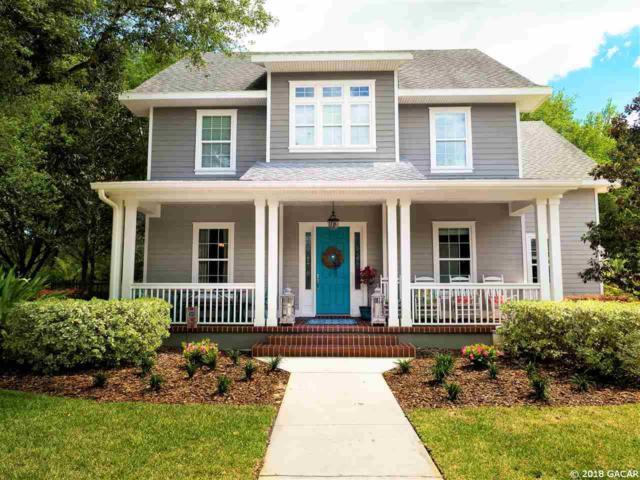 377 SW 128th Terrace, Newberry, FL 32669 (MLS #412085) :: Bosshardt Realty