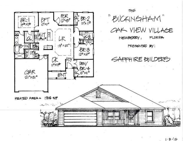 25101 SW 9th Lane, Newberry, FL 32669 (MLS #412093) :: Thomas Group Realty