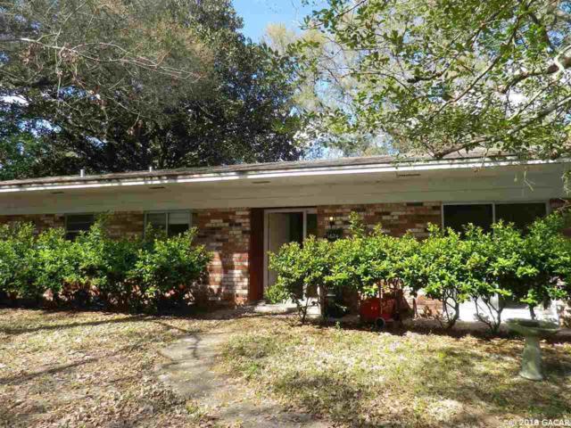 1624 NE 30 Avenue, Gainesville, FL 32609 (MLS #412108) :: Bosshardt Realty