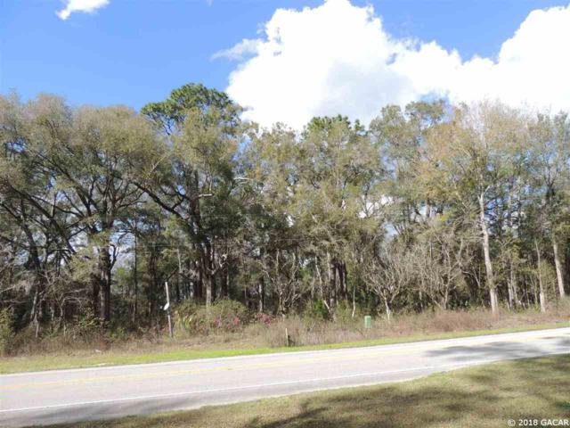 13218 NW County Road 235, Alachua, FL 32615 (MLS #412113) :: Bosshardt Realty