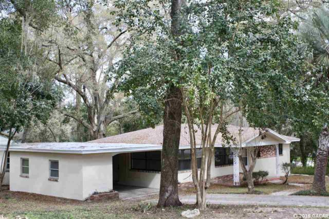3480 SE 18th Avenue, Gainesville, FL 32641 (MLS #412135) :: Bosshardt Realty