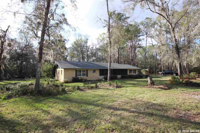 4918 NW 19th Street, Gainesville, FL 32605 (MLS #412138) :: Thomas Group Realty