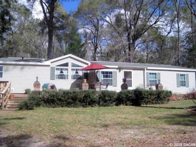 525 SW Barney Street, High Springs, FL 32643 (MLS #412145) :: Thomas Group Realty