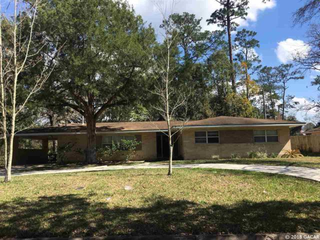 741 NW 36TH Street, Gainesville, FL 32607 (MLS #412174) :: Florida Homes Realty & Mortgage