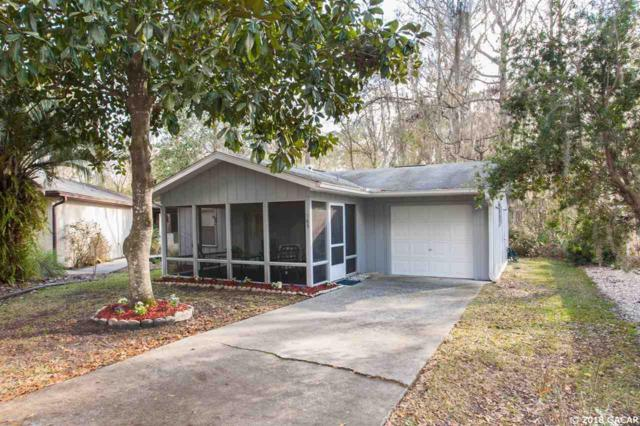 8620 NW 13th Street #165, Gainesville, FL 32653 (MLS #412197) :: Thomas Group Realty