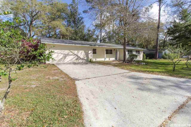 4520 NW 32nd Place, Gainesville, FL 32606 (MLS #412211) :: Thomas Group Realty