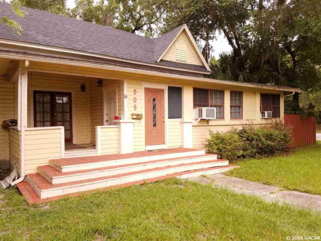 905 NE 3rd Avenue, Gainesville, FL 32601 (MLS #412243) :: Florida Homes Realty & Mortgage