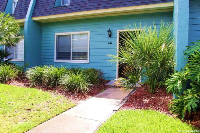 501 SW 75TH Street H8, Gainesville, FL 32607 (MLS #412250) :: Florida Homes Realty & Mortgage