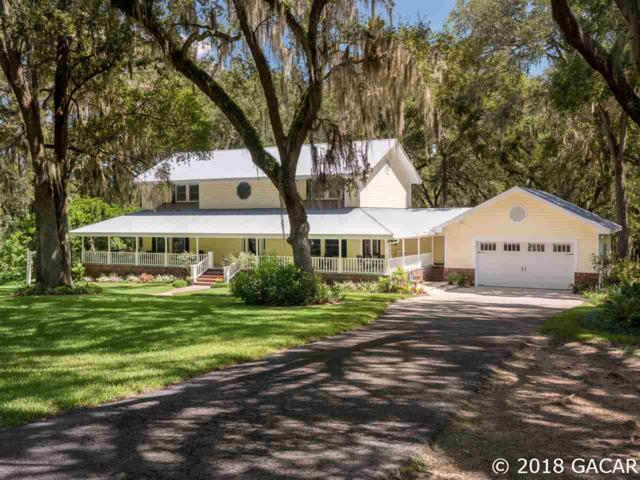 11217 NW 115th Terrace, Alachua, FL 32615 (MLS #412285) :: Pepine Realty