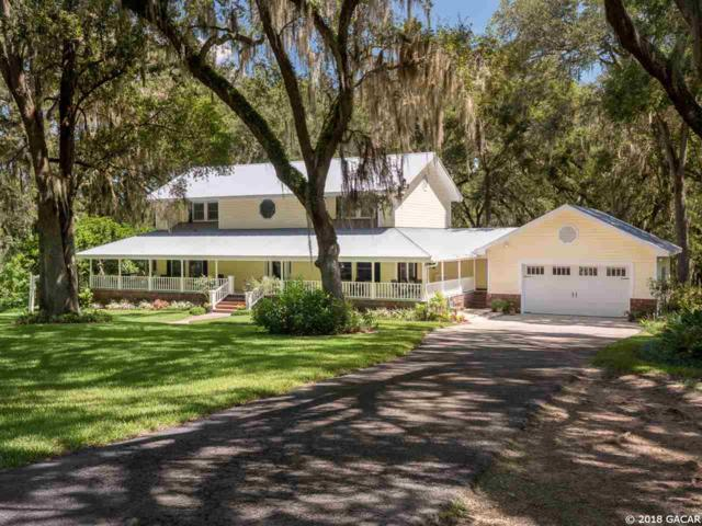 11217 NW 115th Terrace, Alachua, FL 32615 (MLS #412287) :: OurTown Group