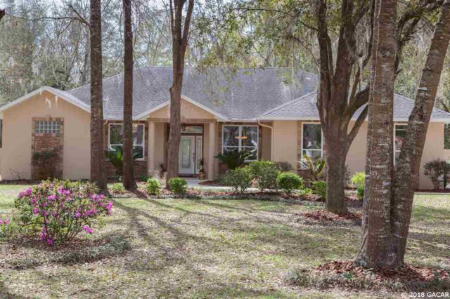 12825 SW 31st Avenue, Archer, FL 32618 (MLS #412386) :: Bosshardt Realty