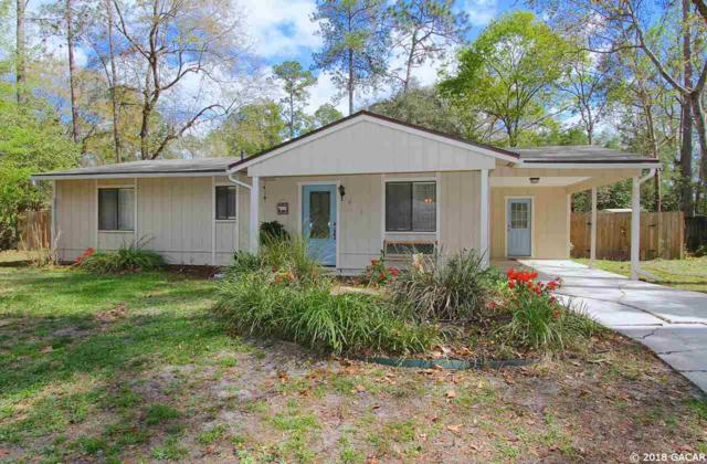 4313 NW 27th Drive, Gainesville, FL 32605 (MLS #412391) :: Pepine Realty