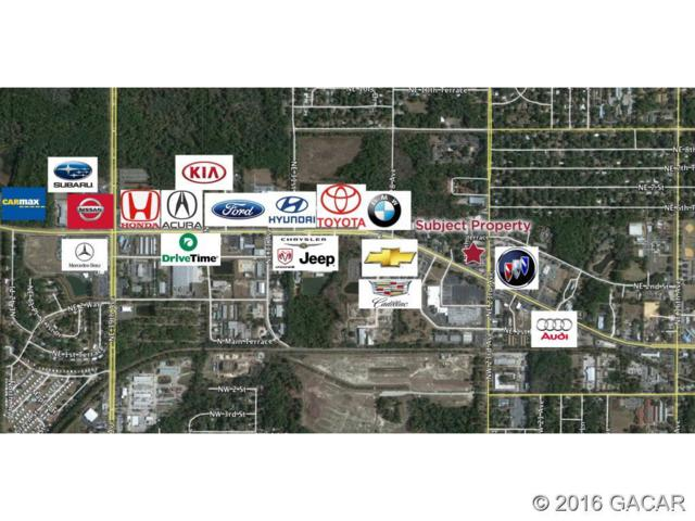2501 N Main Street, Gainesville, FL 32609 (MLS #412427) :: Florida Homes Realty & Mortgage