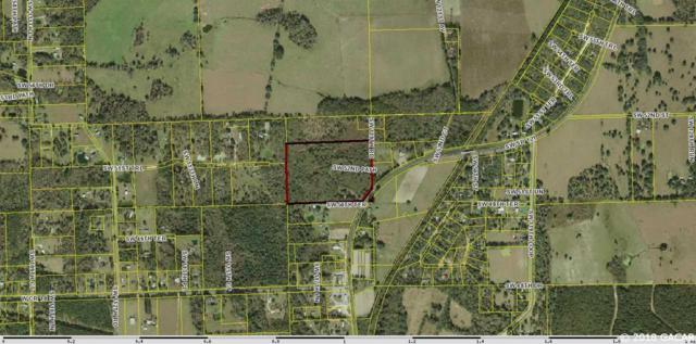 119th SW Road Road, Lake Butler, FL 32054 (MLS #412552) :: Pepine Realty
