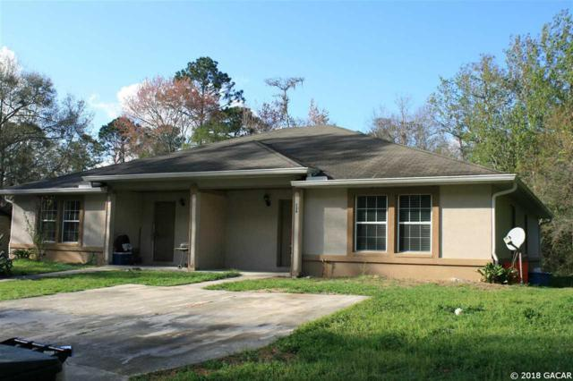 136 NE 42nd Place, Gainesville, FL 32609 (MLS #412579) :: Florida Homes Realty & Mortgage