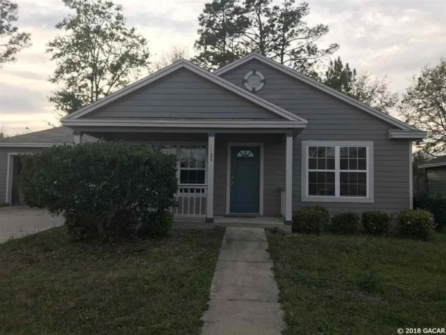 1124 NE 21 Street, Gainesville, FL 32641 (MLS #412650) :: Florida Homes Realty & Mortgage