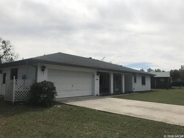 551 NE 151 Terrace, Williston, FL 32696 (MLS #412709) :: Bosshardt Realty