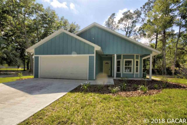 1214 NE 14th Terrace, Gainesville, FL 32609 (MLS #412742) :: Florida Homes Realty & Mortgage