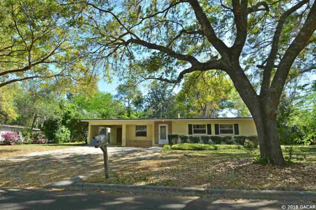 3715 NW 20th Place, Gainesville, FL 32605 (MLS #412913) :: Bosshardt Realty