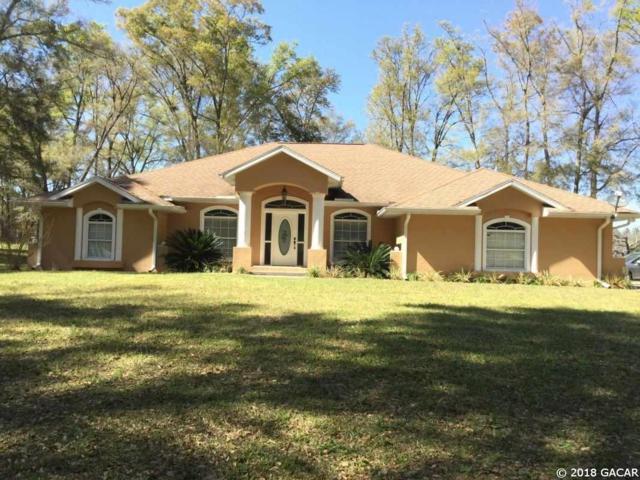21808 NW Cr 236, High Springs, FL 32643 (MLS #412916) :: Bosshardt Realty