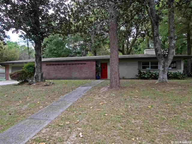 1222 NW 36 Drive, Gainesville, FL 32605 (MLS #413077) :: Florida Homes Realty & Mortgage