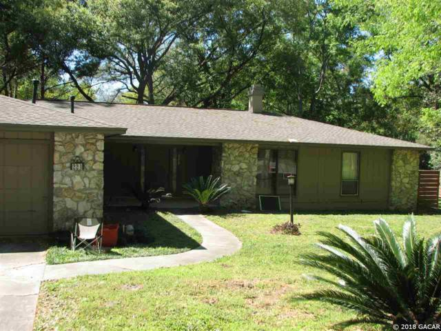 224 NW 28TH Street, Gainesville, FL 32607 (MLS #413091) :: Florida Homes Realty & Mortgage