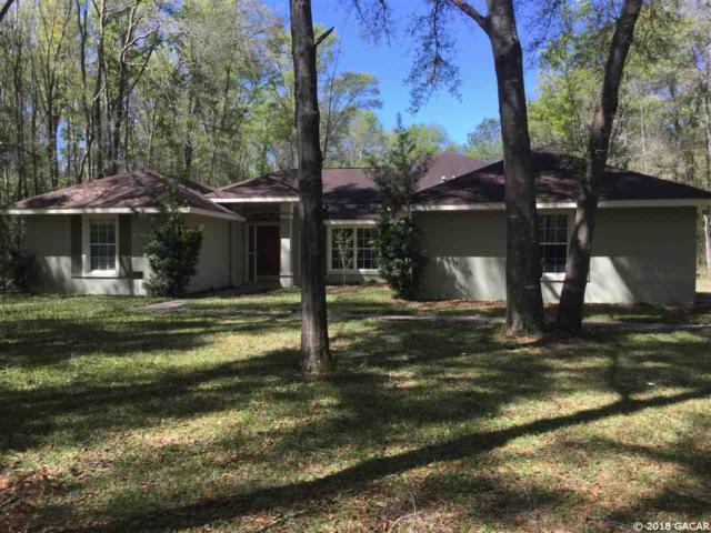 4508 SW 180 Street, Newberry, FL 32669 (MLS #413111) :: Bosshardt Realty