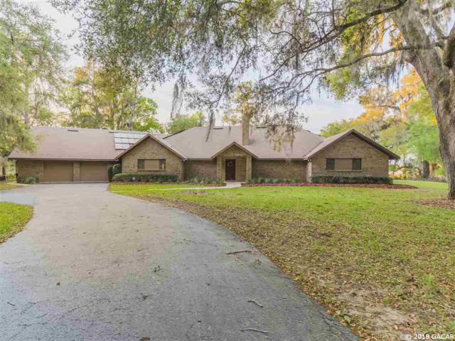 4918 SE 185th Avenue, Micanopy, FL 32667 (MLS #413134) :: Rabell Realty Group