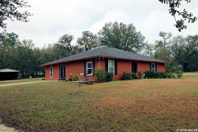 11750 NE 116TH Street, Archer, FL 32618 (MLS #413139) :: Florida Homes Realty & Mortgage