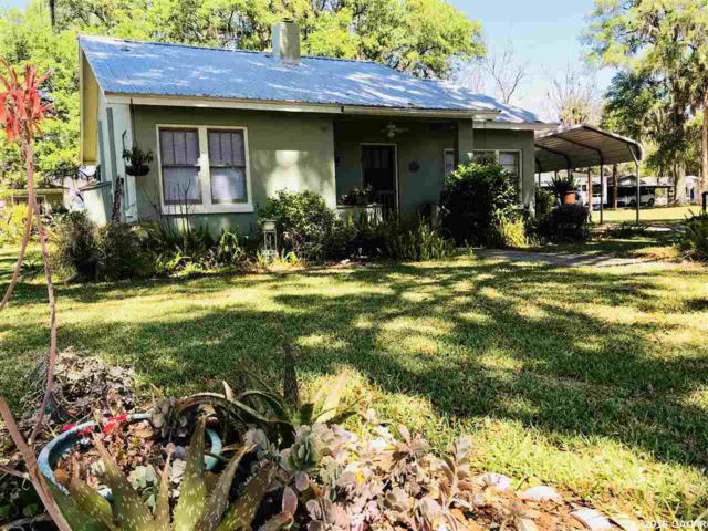 226 SE 2nd Street, Williston, FL 32696 (MLS #413140) :: Florida Homes Realty & Mortgage