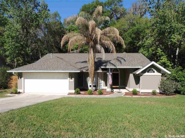 1410 NW 100th Terrace, Gainesville, FL 32606 (MLS #413156) :: Bosshardt Realty