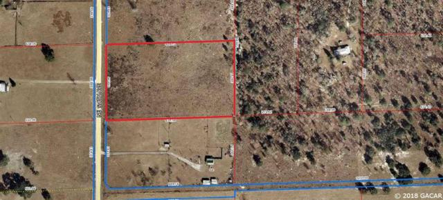 Lot 33 NE 114th Avenue, Bronson, FL 32621 (MLS #413176) :: Bosshardt Realty