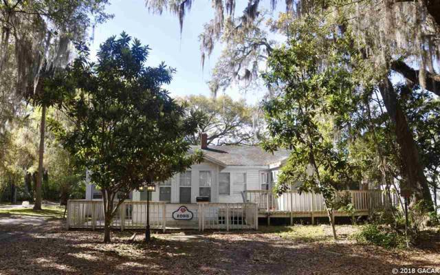 1203 NW 12th Avenue, Gainesville, FL 32601 (MLS #413195) :: Florida Homes Realty & Mortgage