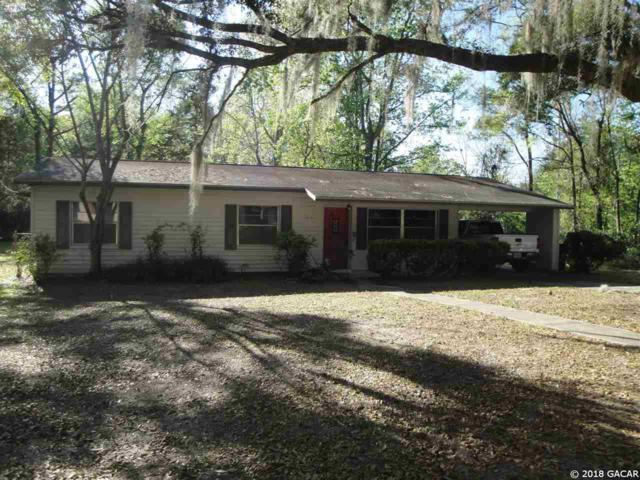 5220 NW 34TH Terrace, Gainesville, FL 32605 (MLS #413221) :: Bosshardt Realty