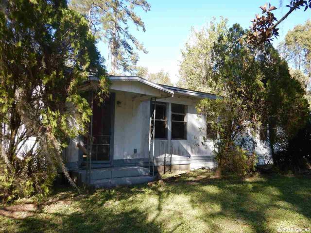 10407 Prospect Avenue, Hampton, FL 32044 (MLS #413222) :: Pepine Realty