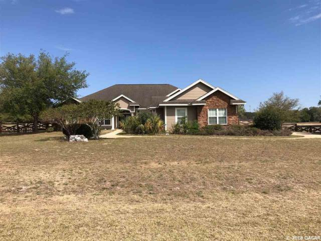 17651 NW 256TH Street, High Springs, FL 32643 (MLS #413225) :: Florida Homes Realty & Mortgage