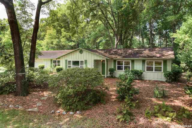 3706 NW 23RD Place, Gainesville, FL 32605 (MLS #413236) :: Bosshardt Realty