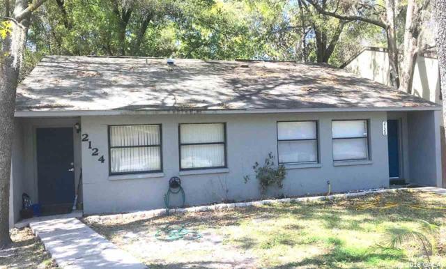 2124 SW 70TH Terrace, Gainesville, FL 32607 (MLS #413265) :: Pepine Realty