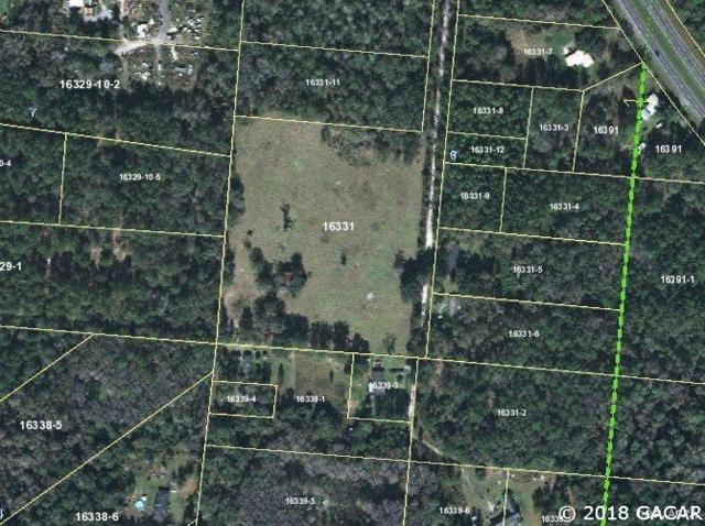 SW 3rd Terrace, Micanopy, FL 32667 (MLS #413304) :: Bosshardt Realty