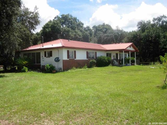 1750 SW 17th Terrace, Bell, FL 32619 (MLS #413355) :: Rabell Realty Group