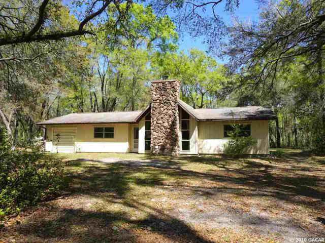 9051 NW 124th Street, Chiefland, FL 32626 (MLS #413546) :: Bosshardt Realty