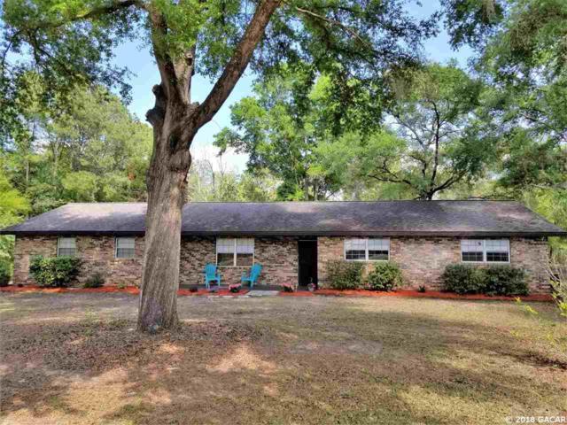 5390 NE 53rd Terrace, High Springs, FL 32643 (MLS #413555) :: Bosshardt Realty